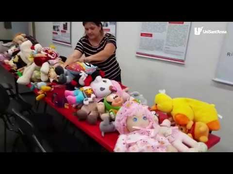 #UniSantAnna no Dia das Crianças do CTN   Conexão Notícias