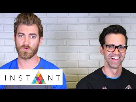 Rhett & Link Reveal Rhett's Dream About Link | Instant Exclusive | INSTANT