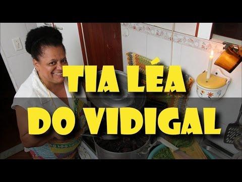 HCE #02 | Tia Léa: A Chef Da Alegria!
