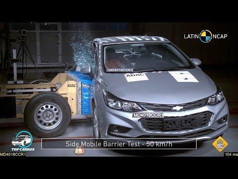 Novo Chevrolet Cruze 2020 Recebe 5 Estrelas No Latin Ncap | Top Carros