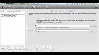 Tuto Install Mac OS X sur Clé USB