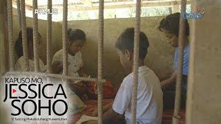 Kapuso Mo, Jessica Soho: Magkakapatid sa Vigan, naninirahan sa kulungan ng baboy