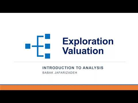 """PetroTeach webinar on """"Exploration Valuation And Decision Analysis"""" by Dr. Babak Jafarizadeh"""