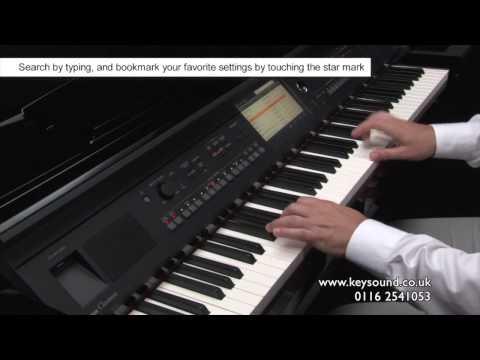Yamaha Clavinova CVP700 Series Digital Piano Review