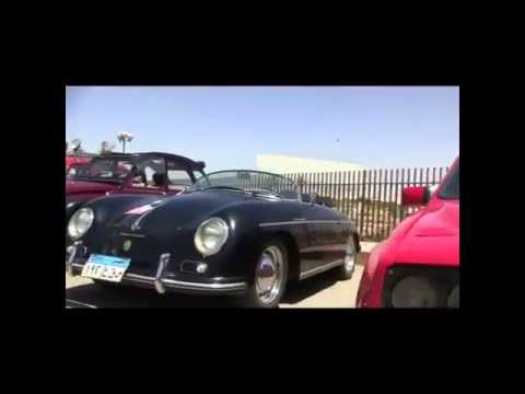 "The Cairo to Sukhna 2014 Classic Car Run (April 26th 2014) - MENA ""Middle East News Agency"""
