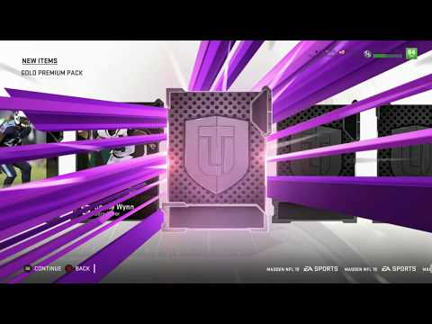 OMG! MUST SEE 330K PULL IN MY FIRST PACK! Madden 19 Bundle Opening! Packs On Packs!