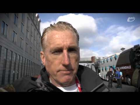 Sean Kelly about Stephen Roche's Triple Crown