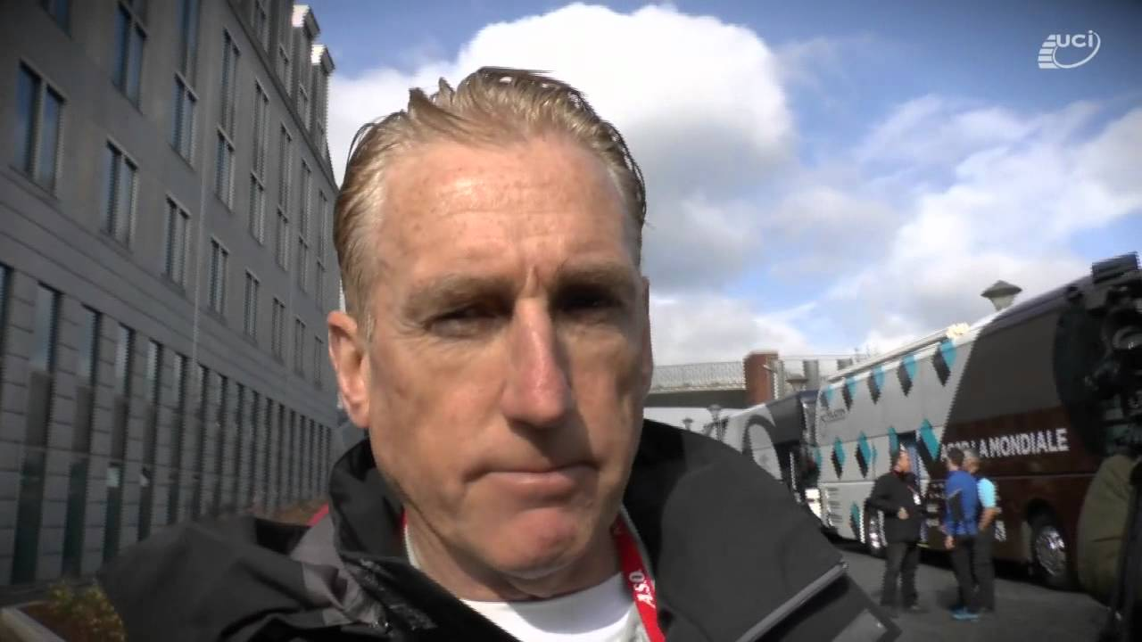 Sean Kelly About Stephen Roche S Triple Crown Youtube