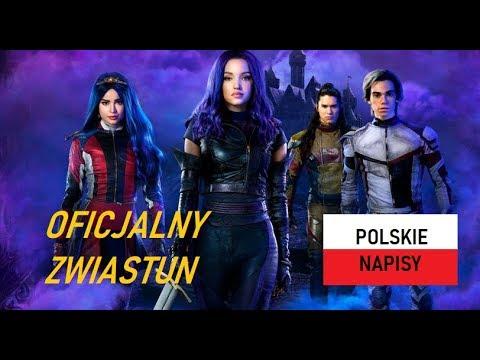 | 🔮 Następcy 3 - oficjalny polski zwiastun #2 | Descendants Polska