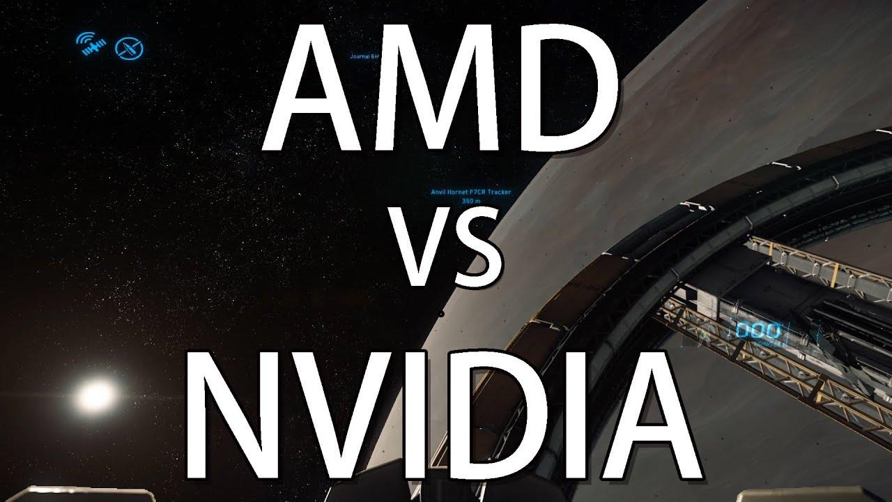 顯卡大戰 - AMD vs NVIDIA 誰家強? (CC 中文字幕) - YouTube