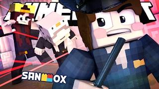 도티경찰과 은행강도 잠뜰 쵸쵸우 자매!! [철통보안 모드: 마인크래프트 모드 리뷰] Minecraft - Security Mod - [도티]