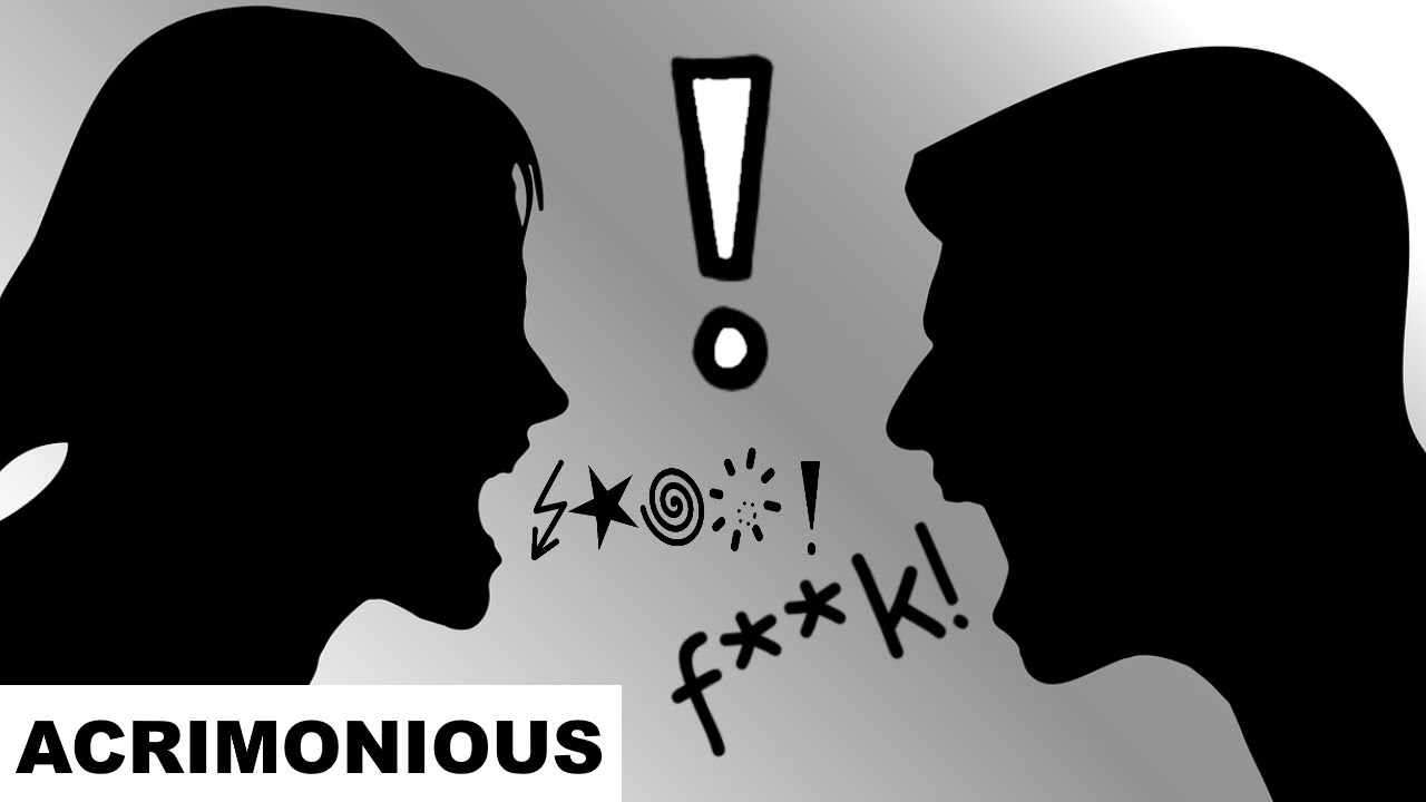 Acrimonious   Definition of Acrimonious at Dictionary.com
