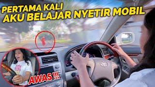 Download PERTAMA KALI AKU NYETIR MOBIL TIBA-TIBA...😱