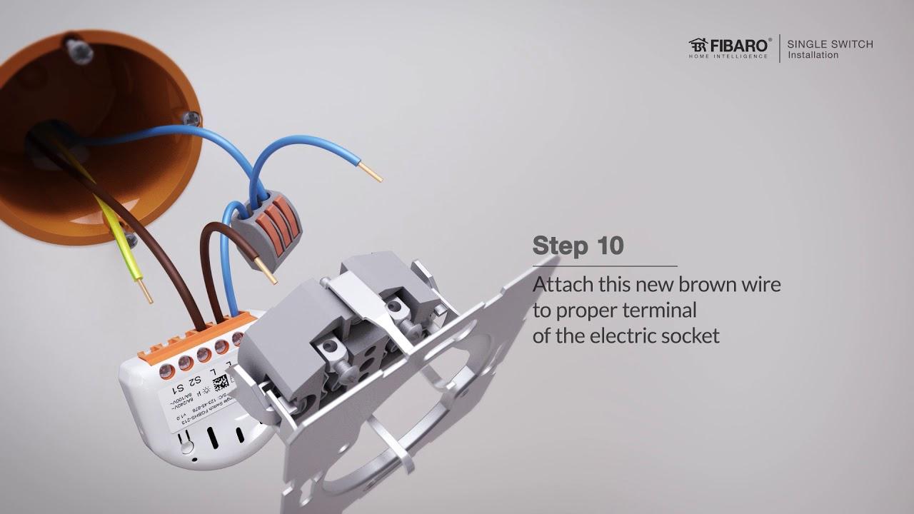 medium resolution of homekit single switch socket installation