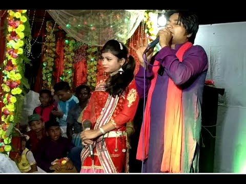 এই প্রথম ফারভেজ ও  মজনুর কৌতক। parvej vs mojno Wedding । Stage Kotak thumbnail