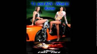 Fast and Furious 5 Fast Five Soundtrack