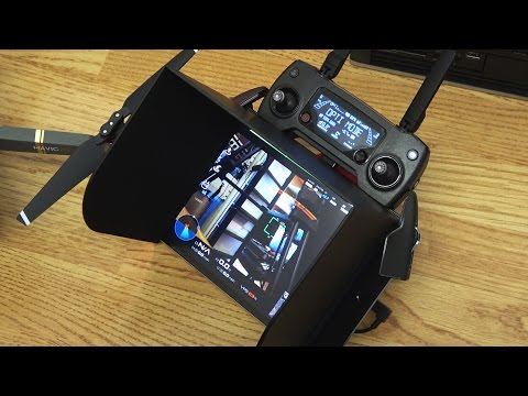 DJI Mavic Pro PGYTECH iPad Mini 4 - iPad Air 2 Monitor Hoods