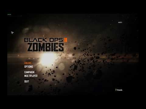 Cod Black Ops 2 Zombie Multiplayer  Oynama (Cracked)
