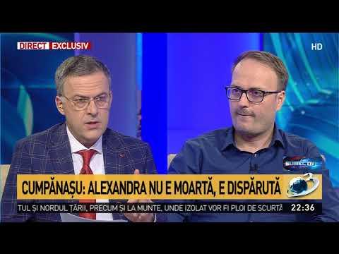 """Alexandru Cumpănașu: """"Se pregătesc să declare formal decesul Alexandrei pentru a închide pove"""