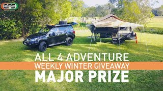 Weekly Winter Giveaway: The Major Prize ► All 4 Adventure TV