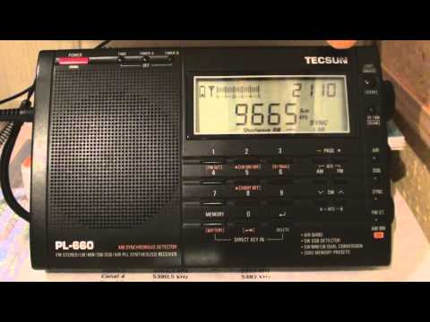 Radio Exterior de España (English) - LAST SW BROADCAST - 966