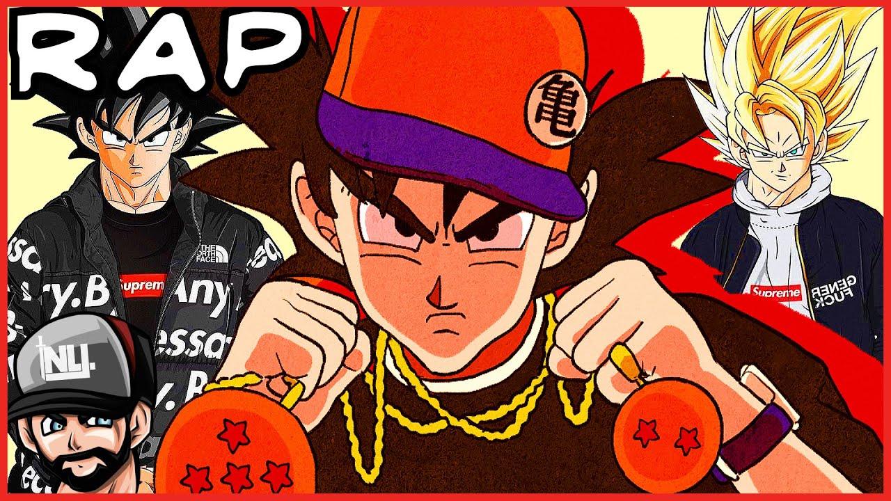 The Worst Goku Rap   None Like Joshua   Dragon Ball Rap