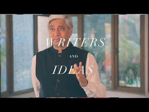Writers and Ideas: Vikas Swarup at the #DelhiLiteratureFestival