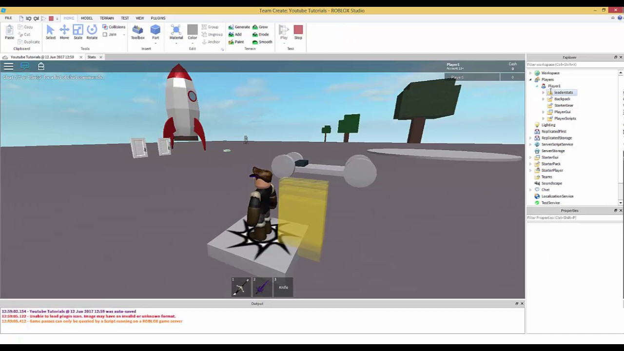 ROBLOX Scripting - Basic Buying System