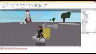 ROBLOX Scripting - Basic Buying System