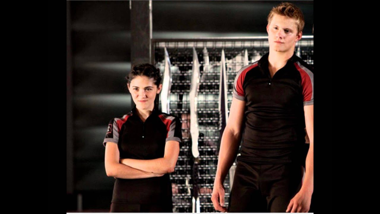 Cato and Clove - The Hunger Games - YouTube
