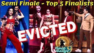 Nach Baliye 9: Shocking Eviction| Top Five Jodis| Nach Baliye Season 9: Semi-Finale Weekend