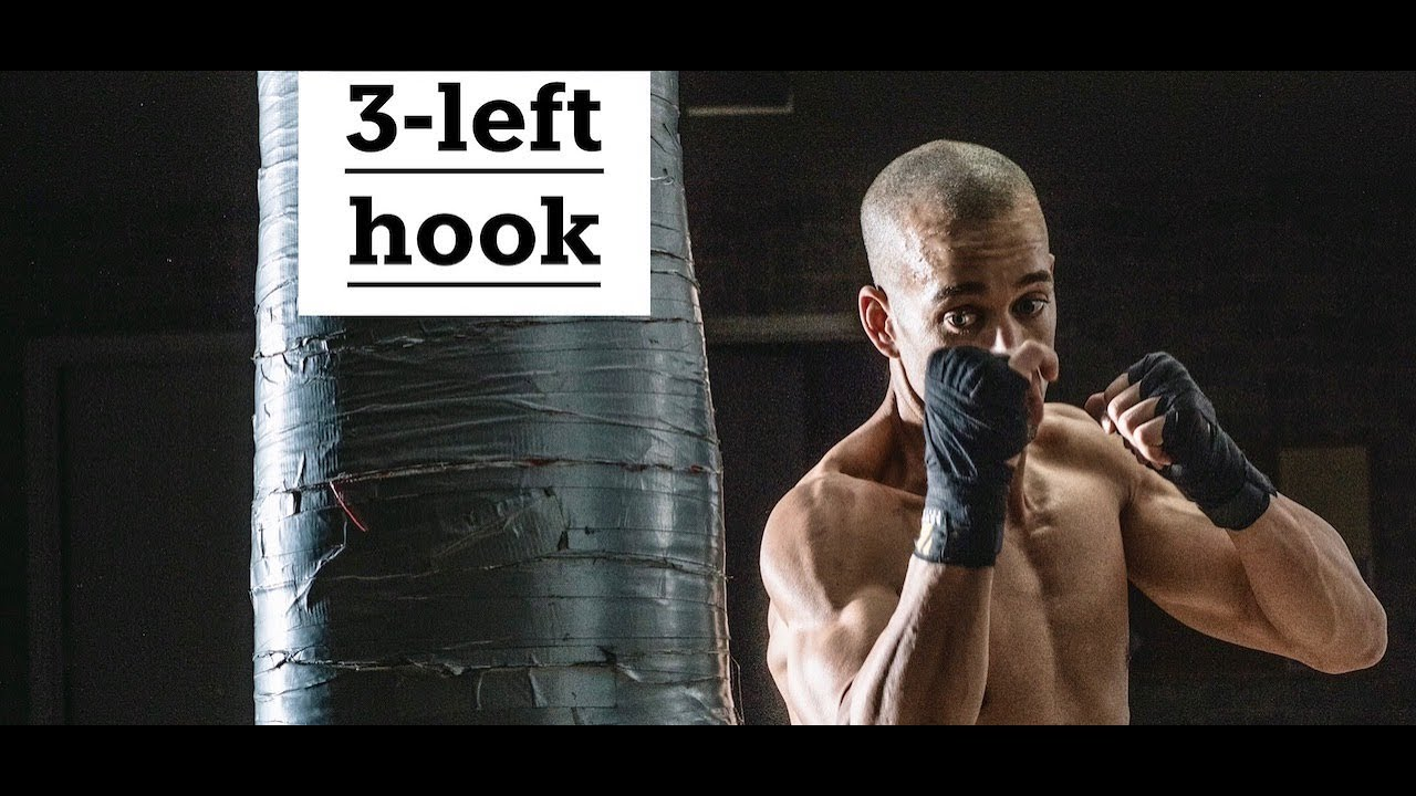 Intro to Heavy Bag Boxing Punch Numbers