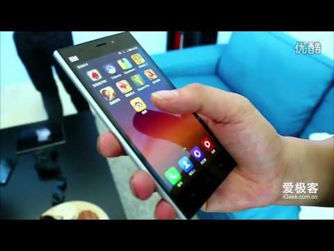 Xiaomi mi3 hands on