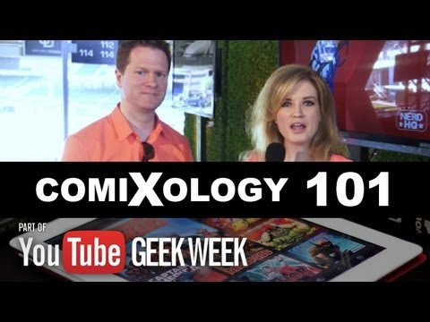 ComiXology Review : Submit to Subscriptions - Beyond The Trailer / YouTube Geek Week