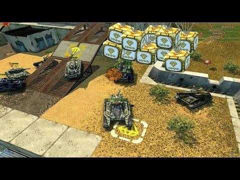 Tanki Online Gold Box Video #12 by Oufa