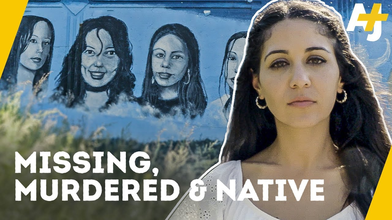 Canada's missing and murdered Indigenous women   AJ+