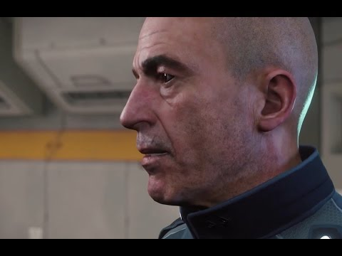 Star Citizen: Squadron 42 Updates (Mar 2017) - Animation & Lighting