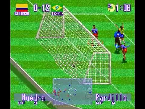 SNES Longplay [262] International Super Star Soccer Deluxe