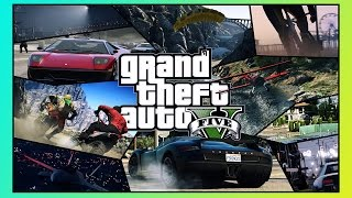 GTA V Funny Moments/Heist Gameplay- Worst secret agents ever