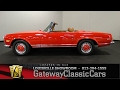 1971 Mercedes 280 SL - Louisville Showroom - Stock # 1447