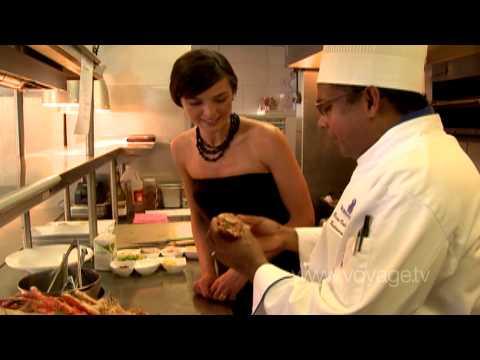 White Witch Restaurant -Ritz Carlton, Rose Hall, Jamaica- on Voyage.tv