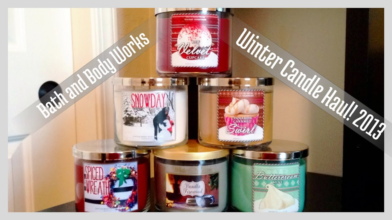Bath and body works holiday scents - Bath And Body Works Holiday Scents 54