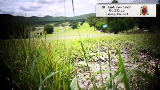 St Andrews 2000 Golf Course, Rayong, Thailand