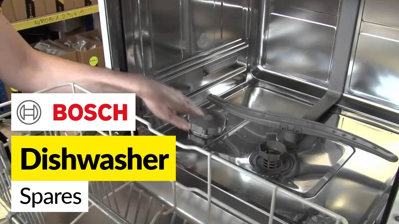 Bosch dishwasher spares  YouTube