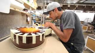 Công nghệ sản xuất Guitar Taylor là hiện đại nhất thế giới