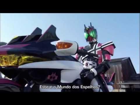 Kamen Rider Decade e Knight - Dublado