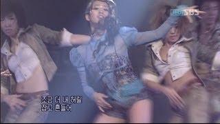 Jeon Hye Bin(전혜빈) - 2AM(투에이엠) 20051009 Inkigayo