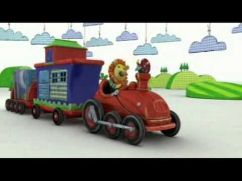 BBC - CBeebies - Driver Dan's Story Train Theme Song