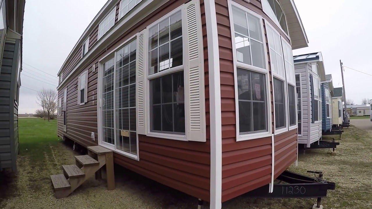 2016 Quailridge 40MLFD Park Model RV Tiny House