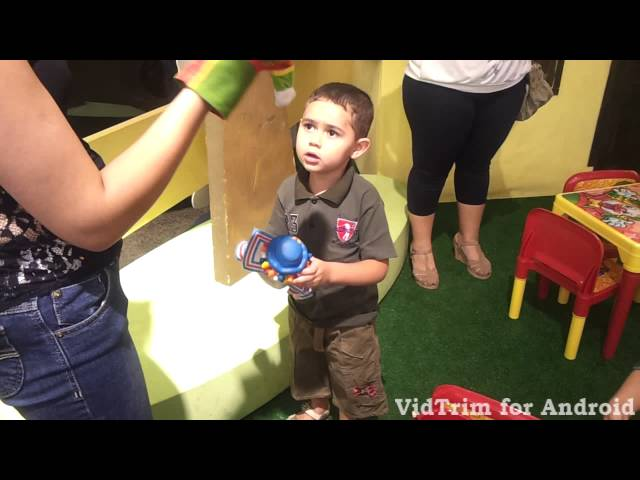 Vila Patati Patata Brasilia Shopping-Maxwel Travel Video